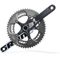 Red GXP Double Chainset 2011