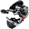 Red Black 10 Speed Rear Derailleur 2011