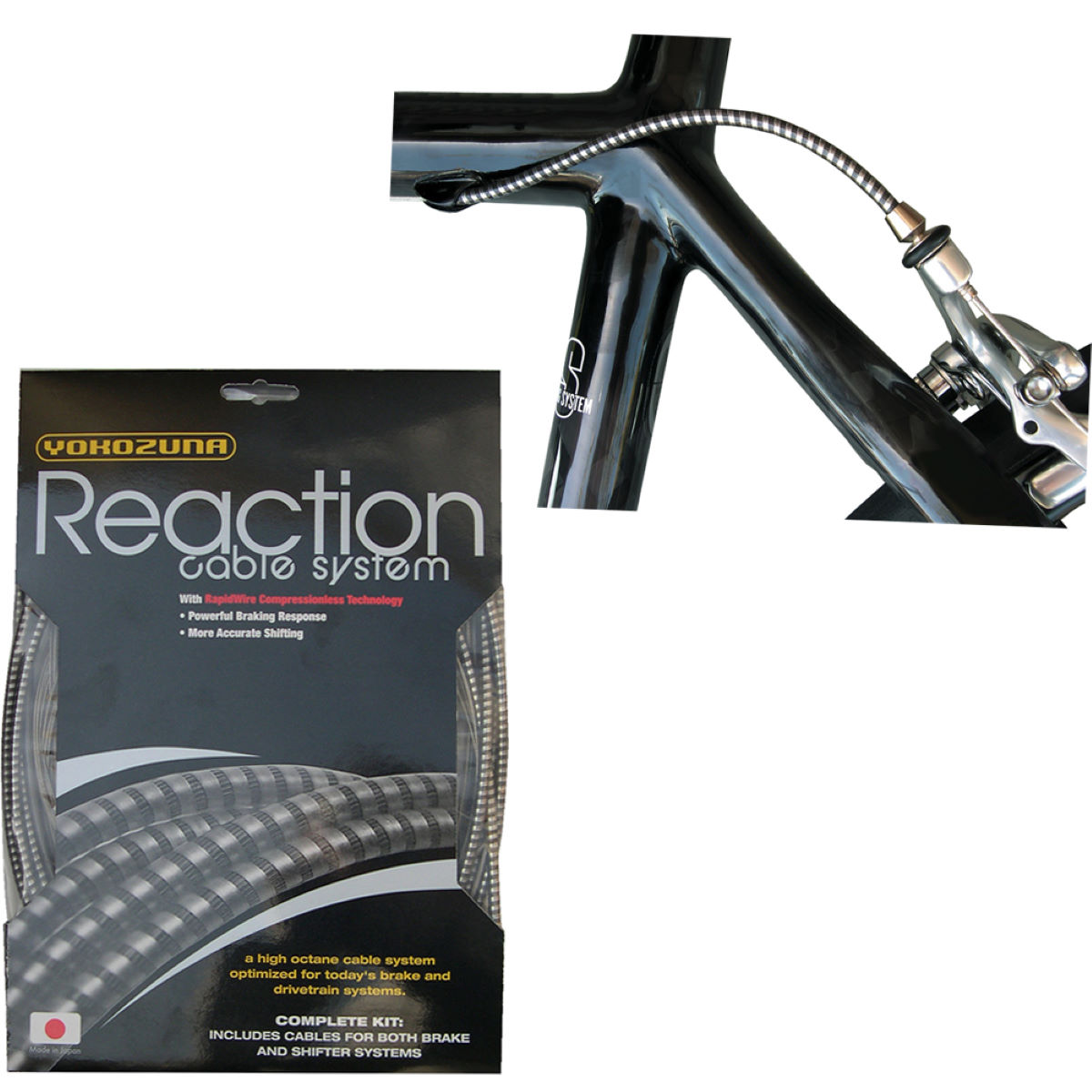 Yokozuna Reaction Cable System