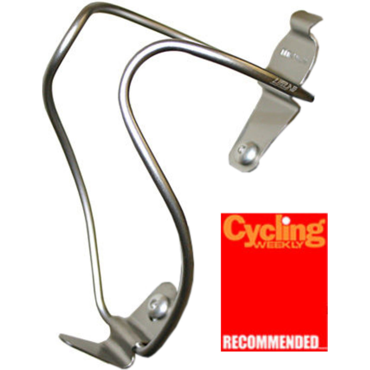 LifeLine Titanium Bottle Cage
