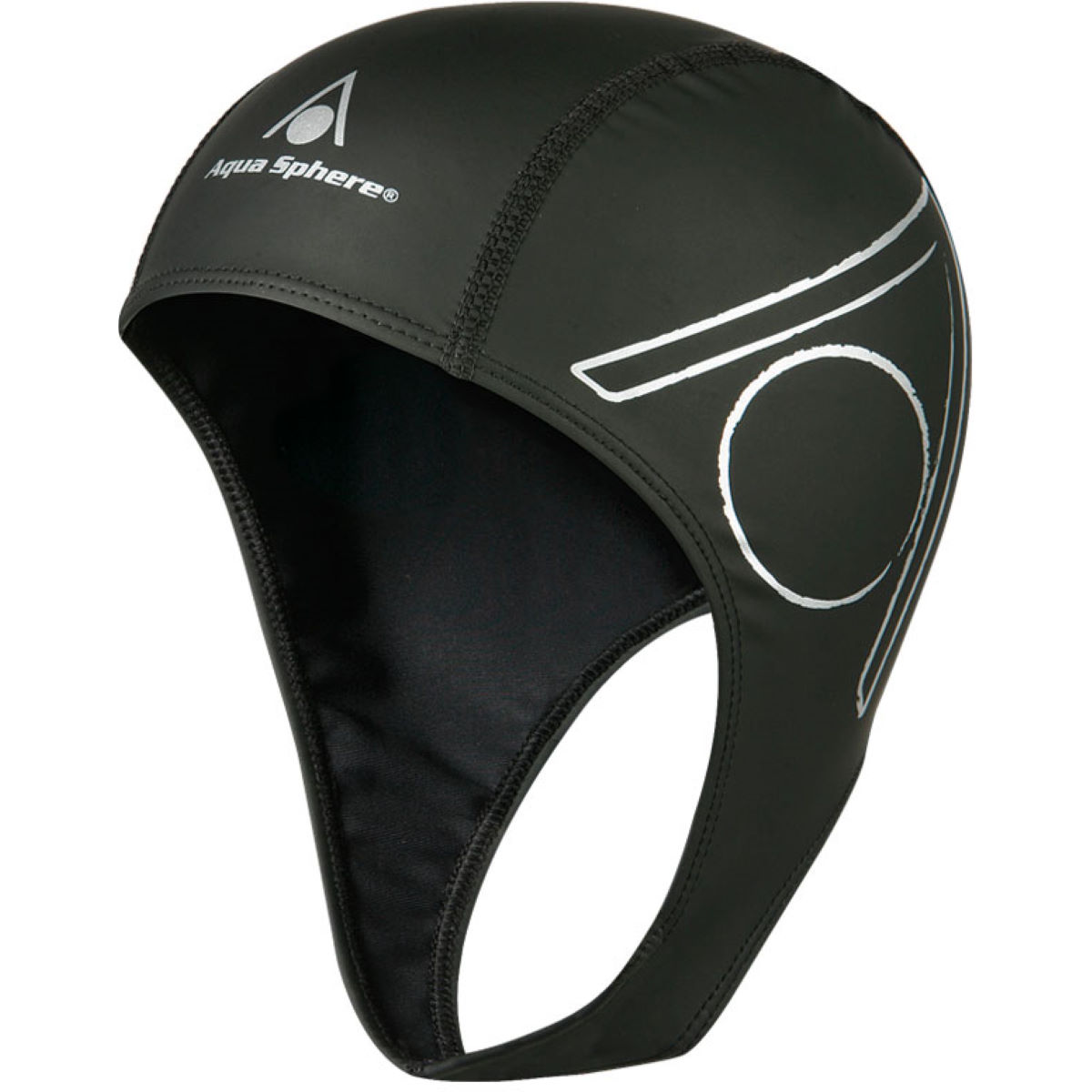 Aqua Sphere Speed Durable Thermal Silicone Swimming Cap
