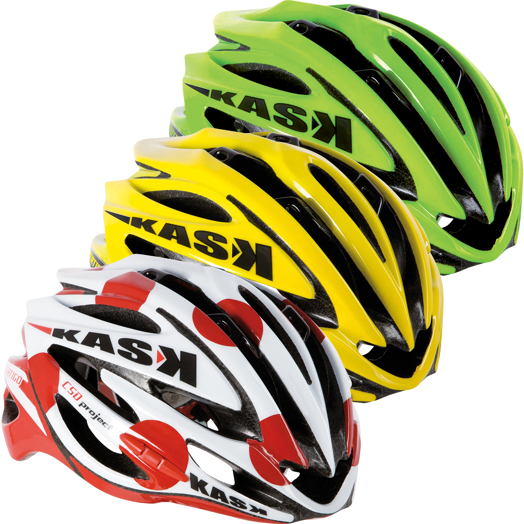 Kask Vertigo Road Helmet - Tour de France Edition 2013