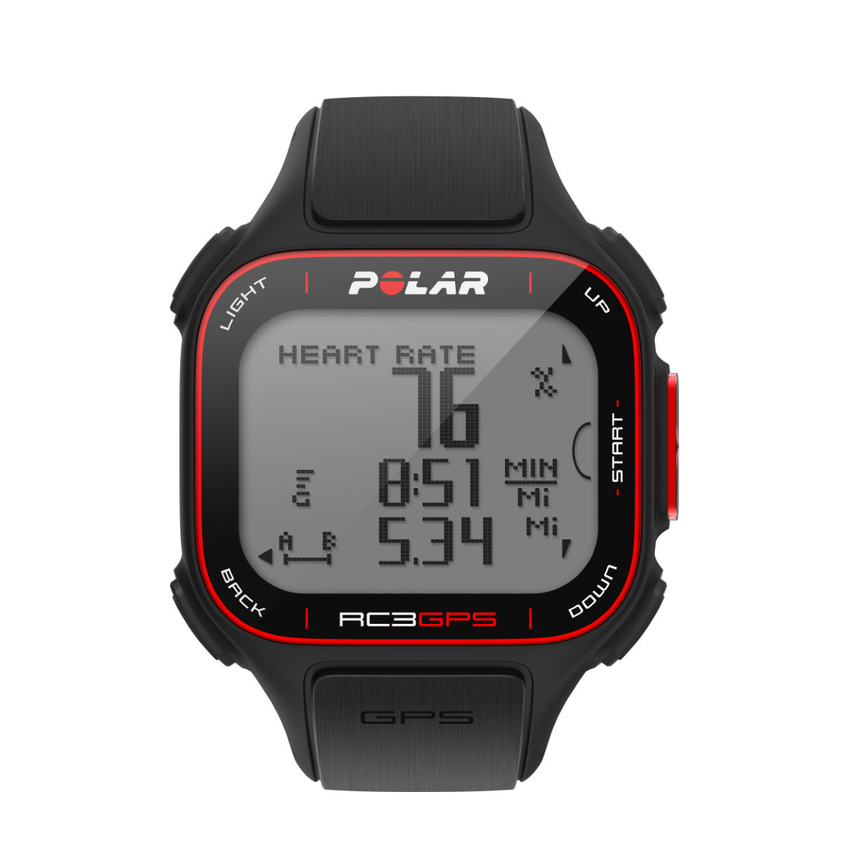 Polar RC3 GPS with Heart Rate 2014