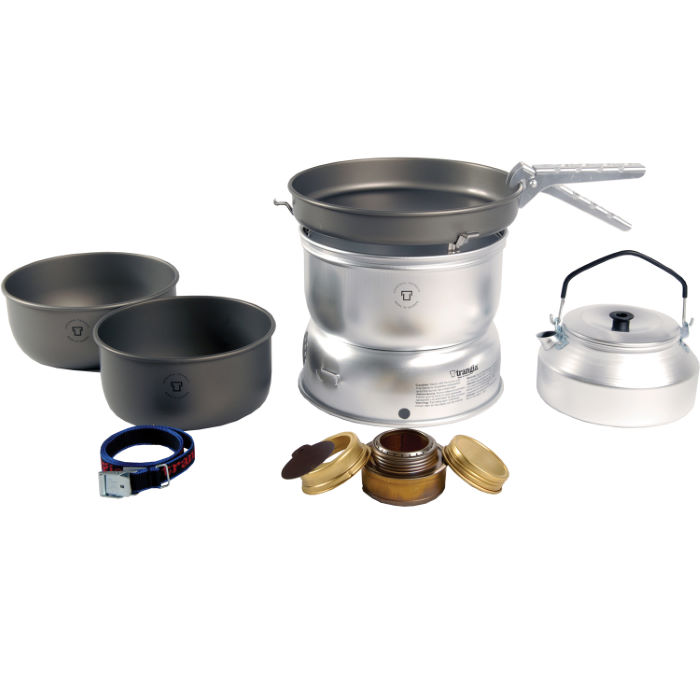 25K Cooker Hard Anodized 25-8 inc Kettle