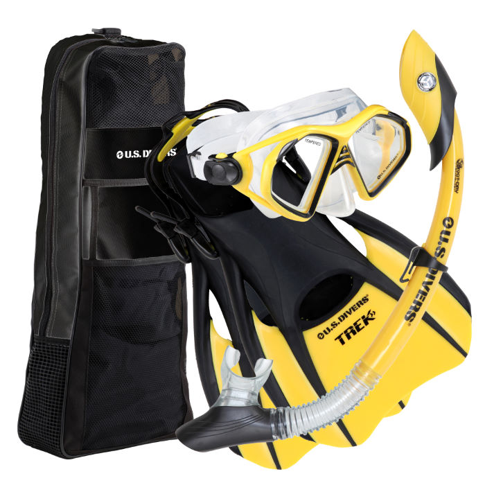 Admiral Complete Snorkelling Kit