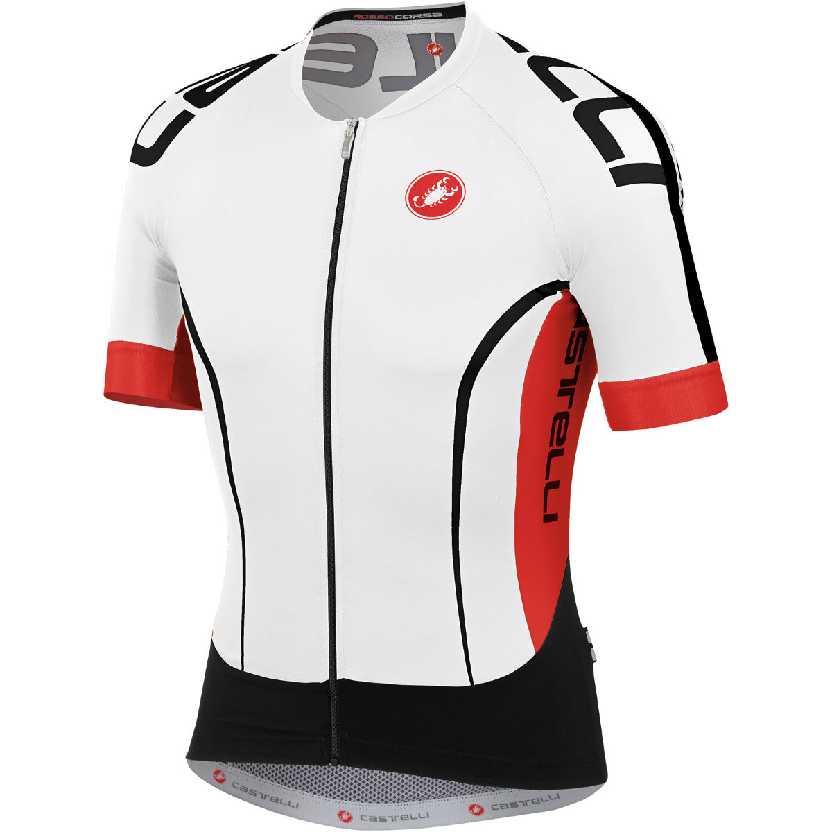 Castelli Aero Race 5.0 Short Sleeve Cycling Jersey SS14
