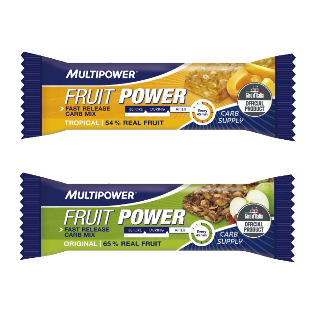 Multipower Fruit Power 24 x 40g