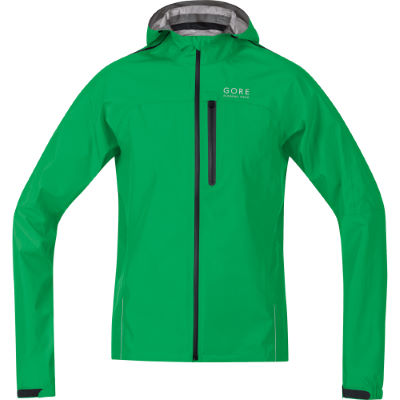 Chaqueta Gore Running Wear X-Running 2.0 GORE-TEX Active Shell – PV15 – Large Fresh Green   Impermeables – running en Wiggle por 274.07 €