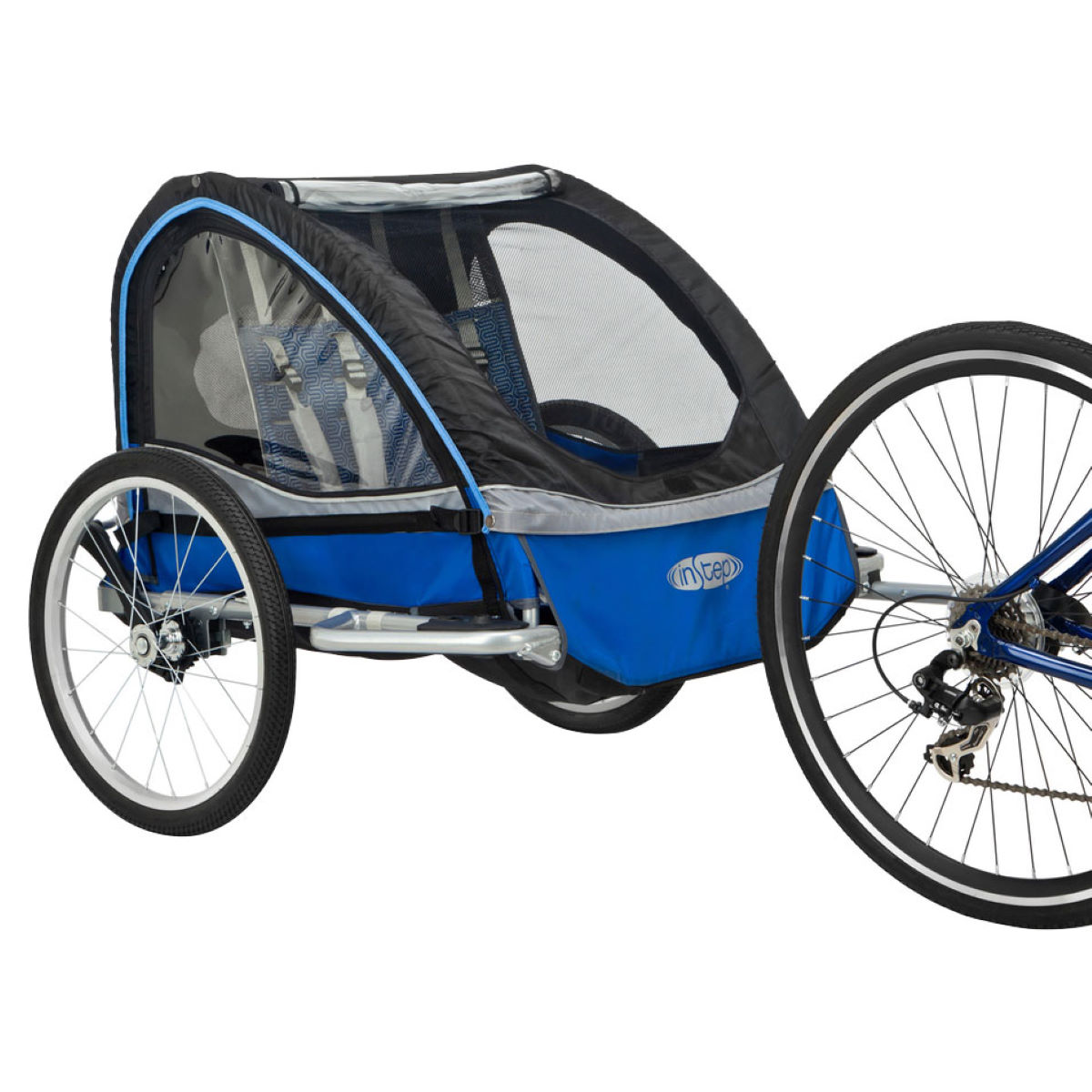 InStep Rocket 2 Twin Bicycle Trailer